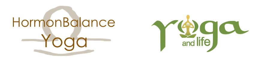 Hormonyoga Yogaandlife Logo Mobil